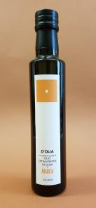Condimento di Olio extravergine d'Oliva e di Arancio (Orange)